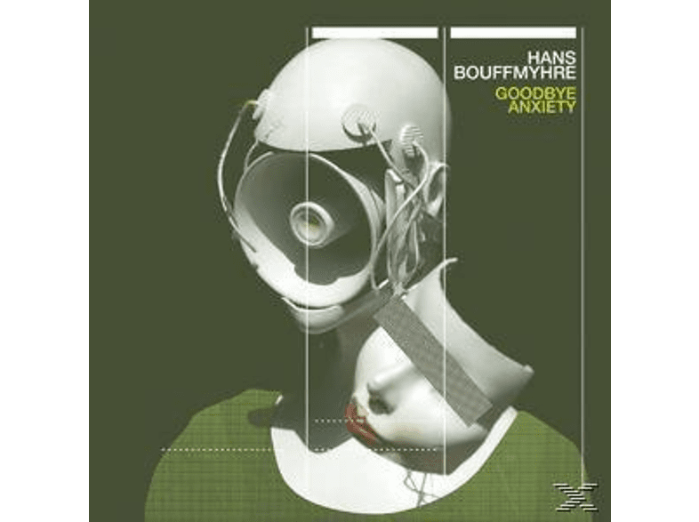 Hans Bouffmyhre - Goodbye Anxiety [CD]