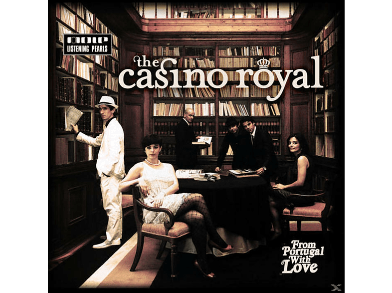 The Casino Royal - From Portugal With Love [CD]