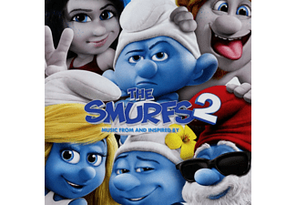 Különböző előadók - The Smurfs 2 - Music From And Inspired By (CD)
