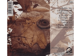 Jungle Pilots - Downunder  - (CD)