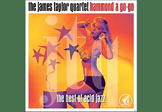 James Quartet Taylor - Hammond A Go-Go  - (CD)