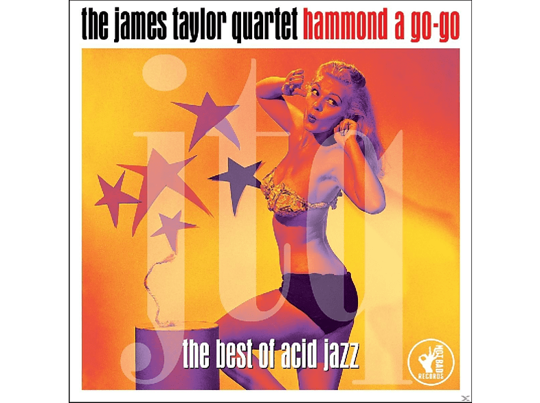 James Quartet Taylor - Hammond A Go-Go [CD]