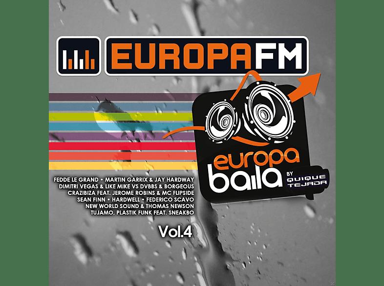 VARIOUS - Europa Baila Vol. 4 [CD]