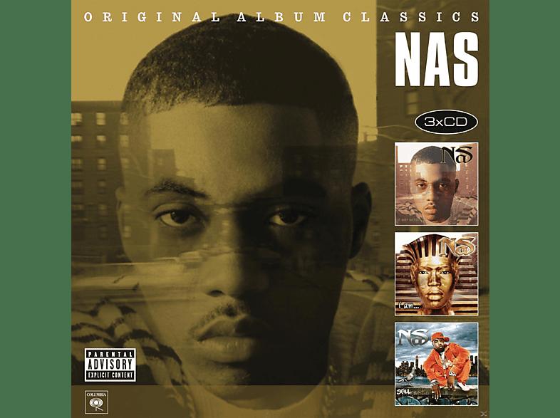 Nas - Original Album Classics: Nas [CD]