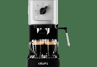 KRUPS XP 3440 Espresso Calvi Edelstahl / SW