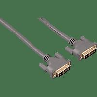 HAMA 1,8 m, DVI-Kabel, 1,8 m