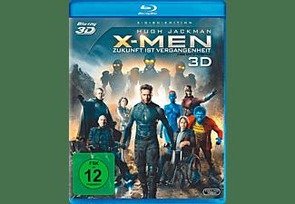 X-Men - Zukunft ist Vergangenheit [3D Blu-ray (+2D)]