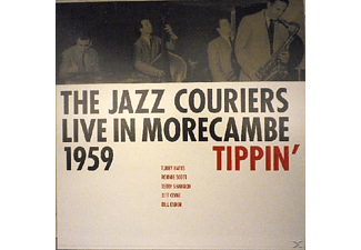 The Jazz Couriers - Tippin' - The Jazz Couriers Live In Morecambe 1959  - (LP + Download)
