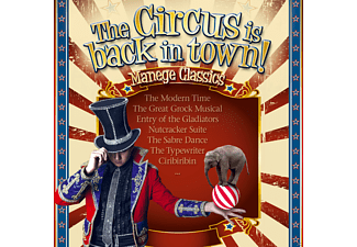 VARIOUS - The Circus Is Back In Town! Manege Classics  - (CD)