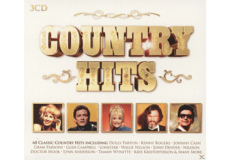VARIOUS - Country Hits (3 Cd's) - (CD)