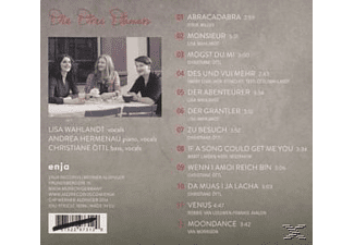 Lisa Wahlandt - Die Drei Damen  - (CD)