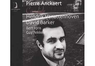 Pierre Anckaert - CANDIDE  - (CD)