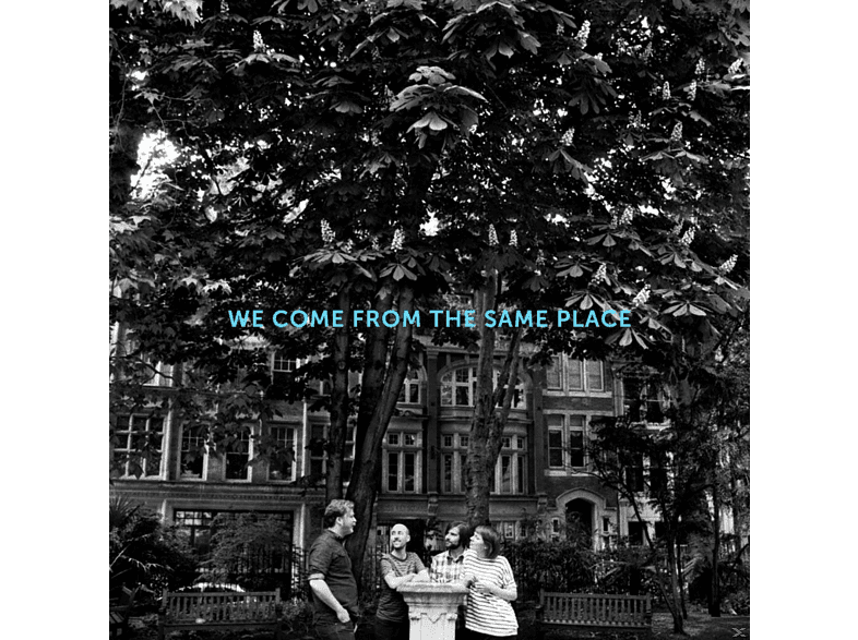 Allo Darlin' - We Come From The Same Place [CD]