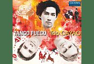 Iskandar Widjaja, Trio Cayao - Tango Fuego [CD]