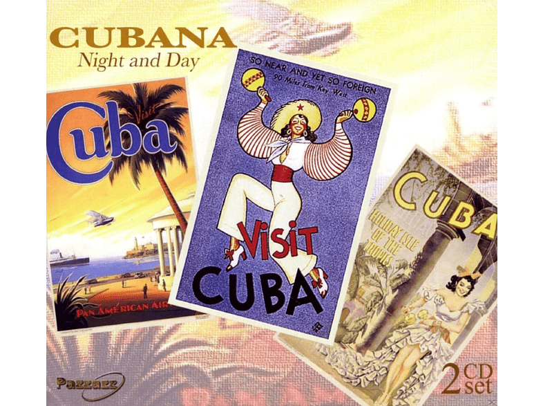 VARIOUS - Cubana Night And Day [CD]