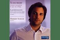 Herbert Schuch - Klaviersonaten D 537 & D 894/+ [CD]