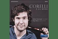 TEMMINGH,STEFAN & WATTS,OLGA - Corelli A La Mode-Sonaten op.5,7-12 [CD]