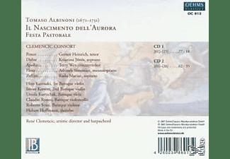 Heinrich - Il Nascimento Dell'Aurora  - (CD)