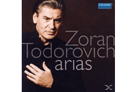 Zoran Todorovich - Arias [CD]