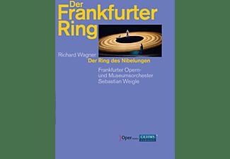 Terje Stensvold, Sebastian Weigle, Vera Nemirova, Frankfurter Opern- Und Museumsorchester - Der Ring Des Nibelungen  - (DVD)