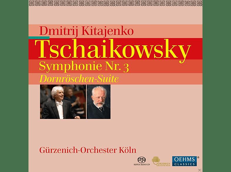 Gürzenich-orchester Köln - Sinfonie Nr. 3 - Dornrößchen Suite [SACD]