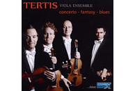 Tertis Viola Ensemble - Concerto-Fantasy-Blues [CD]