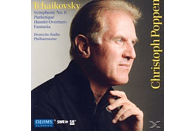 Deutsche Radio Philharmonie, Poppen - Sinfonie 6 Pathetique/Hamlet [CD]