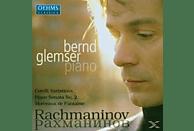 Bernd Glemser - Corelli Var./Piano Son.2/Morceaux... [CD]