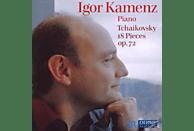 Igor Kamens - 18 Stücke Für Klavier op.72 [CD]
