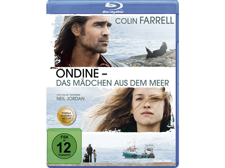 Ondine - Das Mädchen aus dem Meer [Blu-ray]