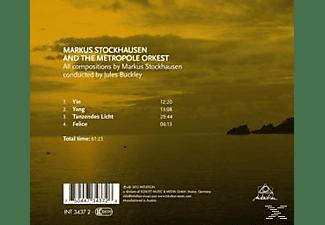 Stockhausen/The Metropole Orkest/Buckley, J./Markus Stockhausen And The Metropole O Buckley - Markus Stockhausen And The Metropole Orkest  - (CD)
