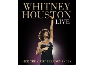 Whitney Houston - Live: Her Greatest Performances | CD