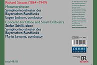 Symphonieorchester Des Bayerischen Rundfunks, Schilli Stefan - Metamorphosen / Concerto For Oboe And Small Orchestra [CD]