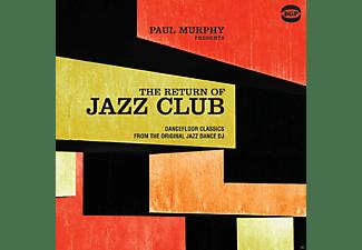 VARIOUS - Paul Murphy Presents The Return Of Jazz Club (Dopp  - (Vinyl)