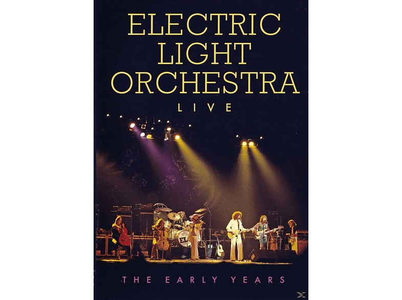 Electric Light Orchestra - LIVE-THE EARLY YEARS [DVD]