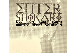 Enter Shikari - Live From Planet Earth - Bootleg Series Volume 3 - (CD + DVD Video)