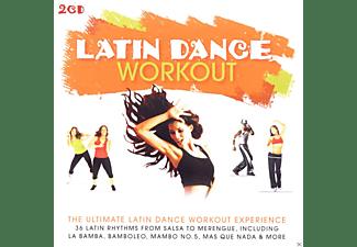 VARIOUS - Latin Dance Workout  - (CD)