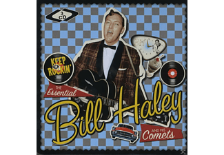 Bill Haley - Keep On Rocking (Lim. Metalbox Edition) - (CD)