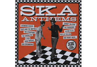 VARIOUS - Ska Anthems (Lim.Metalbox Edition) - (CD)
