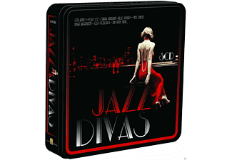 VARIOUS - Jazz Divas (Limited Metalbox Edition)  - (CD)