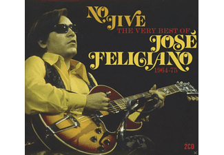 José Feliciano - No Jive - The Very Best Of 1964 - 1973 - (CD)