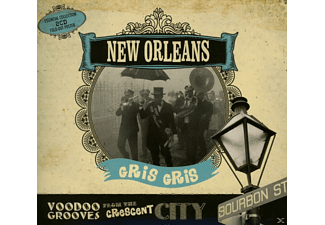 VARIOUS - New Orleans Gris Gris-Essential Collection - (CD)
