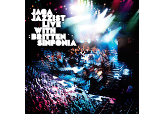 Jaga Jazzist - Live With Britten Sinfonia - (CD)