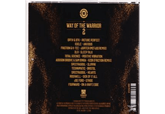VARIOUS - Way Of The Warrior 2  - (CD)
