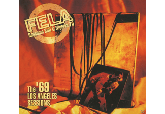 Fela Kuti - Koola Lobitos/69 La Sessions (Remastered) - (CD)