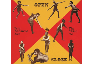 Fela Kuti - Open & Close / Afrodisiac (2 Albums Remastered) - (CD)