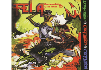 Fela Kuti - Confusion / Gentleman (2 Albums Remastered) - (CD)