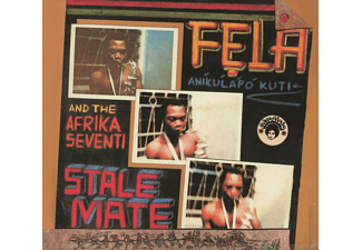 Fela Kuti - Stalemate / Fear Not For Man (Remastered) - (CD)