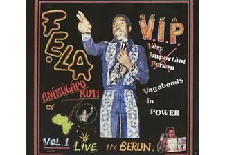 Fela Kuti - Vip / Authority Stealing (Remastered) - (CD)