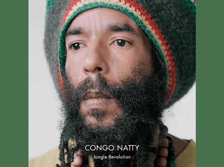 Congo Natty - Jungle Revolution [CD]